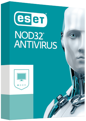ESET NOD32 Anti Virus, 2 PCs, 1 Year of Updates *** STUDENT ***